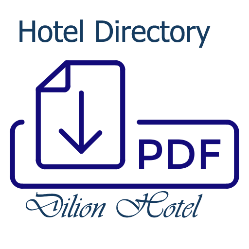 Hotel directory of Dilion Hotel